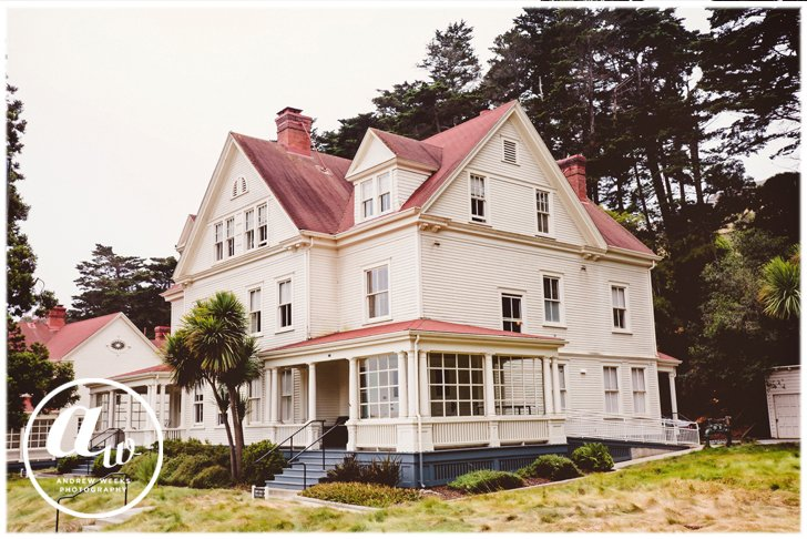 Andrew Weeks Photography - Andrew Weeks Photography - Camille and Grey's wedding at Cavallo Point