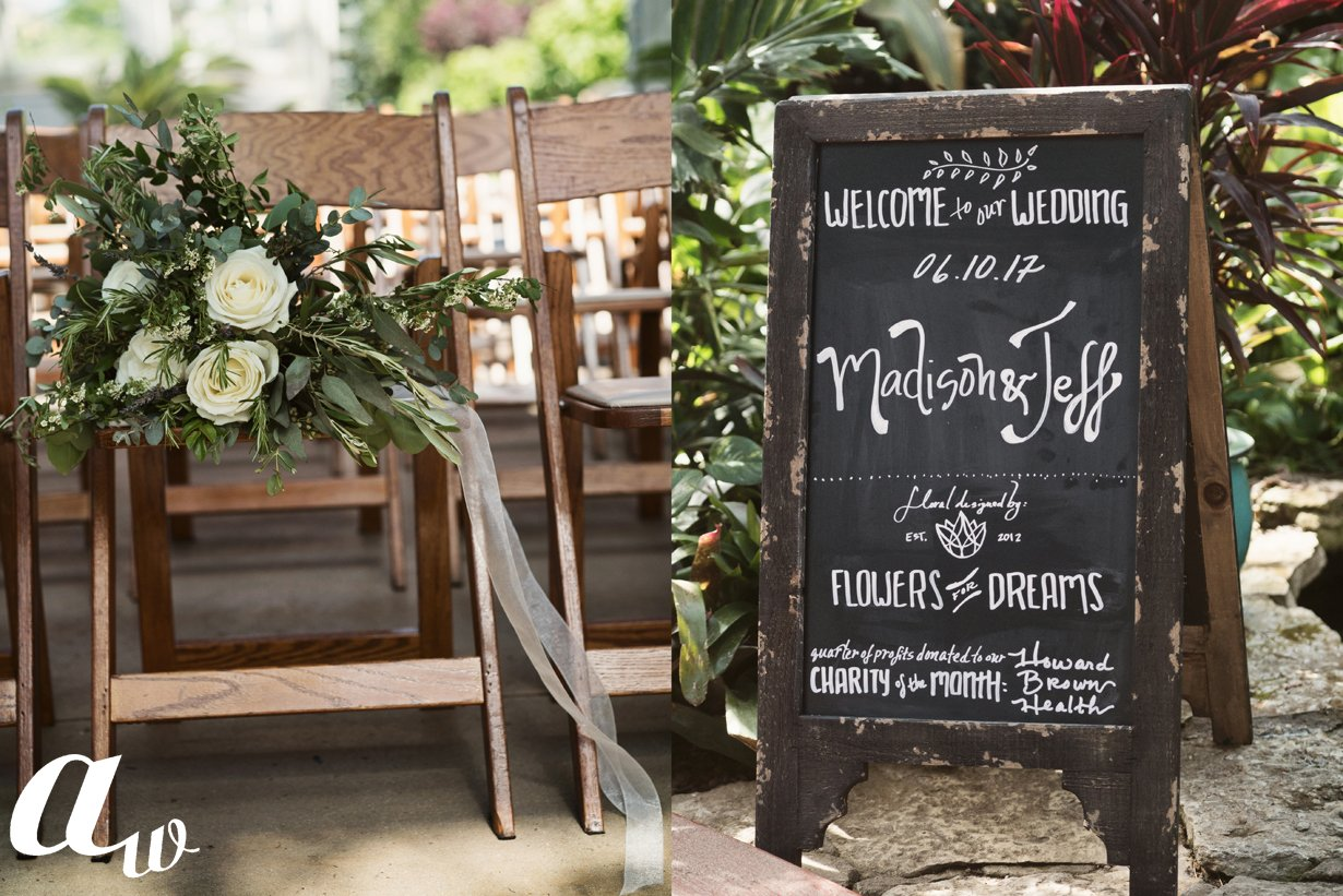 Garfield Park Conservatory Wedding.Andrew Weeks Photography Blog