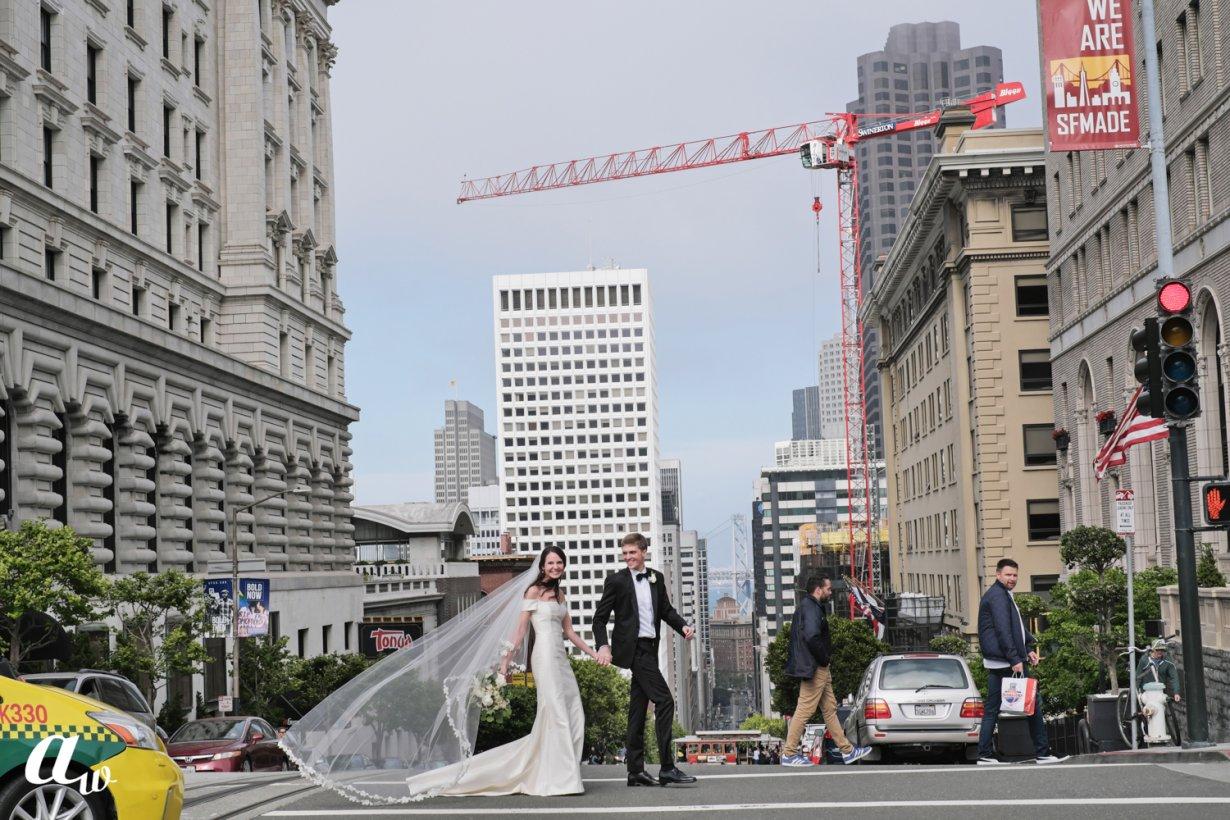 Andrew Weeks Photography - Classic San Francisco Wedding - Saint Peter and Paul - The Julia Morgan Ballroom